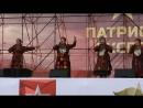 Энергичные Бурановские Бабушки Эврибади дэнс 17.06.2017 на концерте в Парке Патриот
