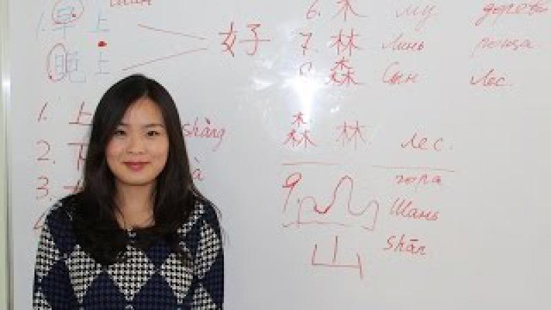 1 й урок китайского языка смотреть онлайн без регистрации