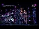 Мот и Ани Лорак зажигают на сцене премии РУ ТВ 2017 - Дуэт года RU 2017