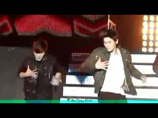Park hyung sik ZE:A on stage