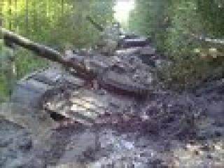 Танки грязи не боятся? Русский танк Т 90