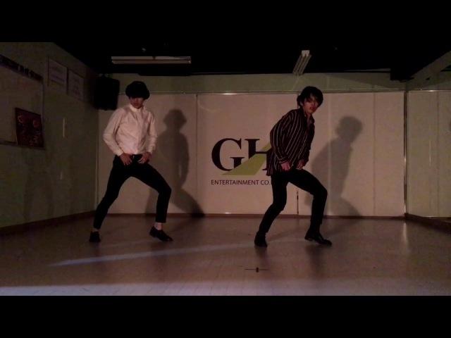 B.I.G(비아이지) GUNMIN X HEEDO Trey songz - Mr. steal your girl Dance Cover