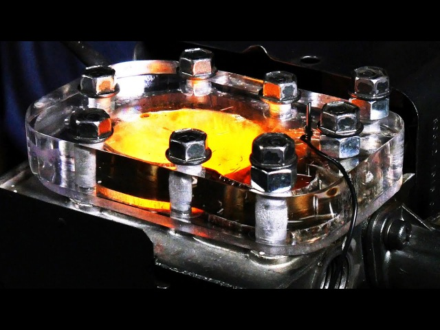 See Through Engine 4K Slow Motion Visible Combustion S1 • E1