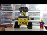 NEW wall-e LEGO NXT