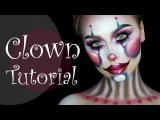 Harlequin Makeup Halloween Tutorial for Women 2016
