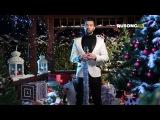 Денис Клявер поздравляет зрителей RUSONG TV с новым годом 2017