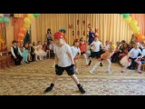 Современный танец в детском саду