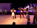 Steve Sayer and Chandrae Chanzie Roettig Slow Dance Ultimate Lindy Showdown 2014 Song 1