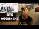 Reaction- 방탄소년단 (BTS) Weekly Idol E229