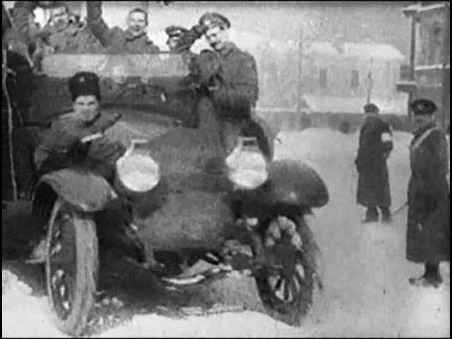 История России XX века. Фильм 47 Николай Юденич