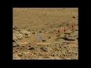 Кто на странных фотографиях с Марса? Люди уже там?