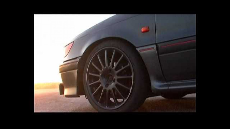 Mitsubishi Lancer GTi (Requiem for Love / Live / Lancer)
