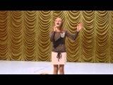 Красные маки - Ю.Антонов(кавер)_Арина Бэдулеску на конкурсе военной песни. Кишинев Молдова.