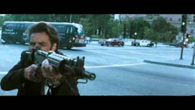 Схватка Heat лучшая сцена перестрелки в истории кино