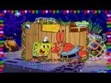 ГУБКА БОБ СПАНЧ БОБ . ГУБКА БОБ - 20 тысяч бургеров под водой .Все серии подряд .