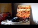 System Of A Down Aerials 2001 vinyl rip Audio Technica AT95E