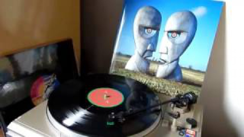 Pink Floyd - What Do You Want From Me (1994 vinyl rip / Audio-Technica AT95E)