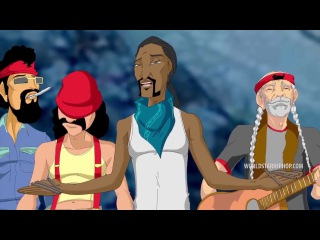 ПРЕМЬЕРА! Snoop Dogg - Mount Kushmore ft. Redman , Method Man , B-Real (#NR)