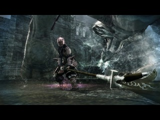 Vindictus без лишнего трепа - Испытание Lynn против босса красный дракон императора гр ...