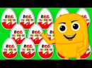 Surprise Eggs Super Heroes LEGO - Iron Man, Spiderman, Hulk Киндер сюрприз и другие мультики