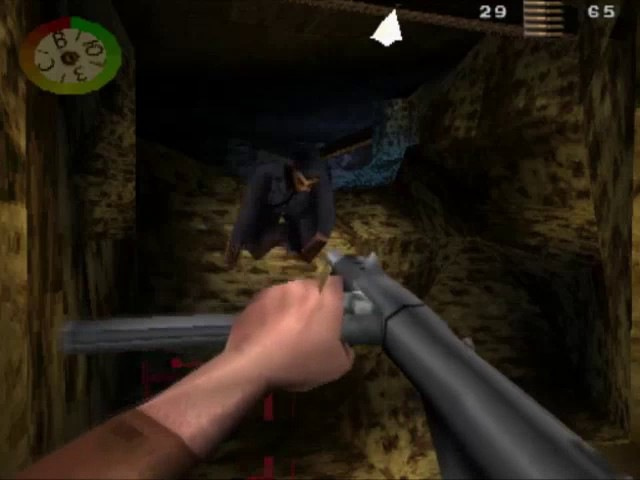 [PS1] Medal of Honor: Underground [Mission 1 - Occupied]