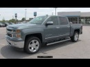 2014 Chevrolet Silverado LTZ Crew Cab Start Up, Exhaust, and In Depth Review