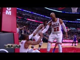 Dwyane Wade 30 Pts - Highlights | Kings vs Bulls | Jan 21, 2017 | 2016-17 NBA Season
