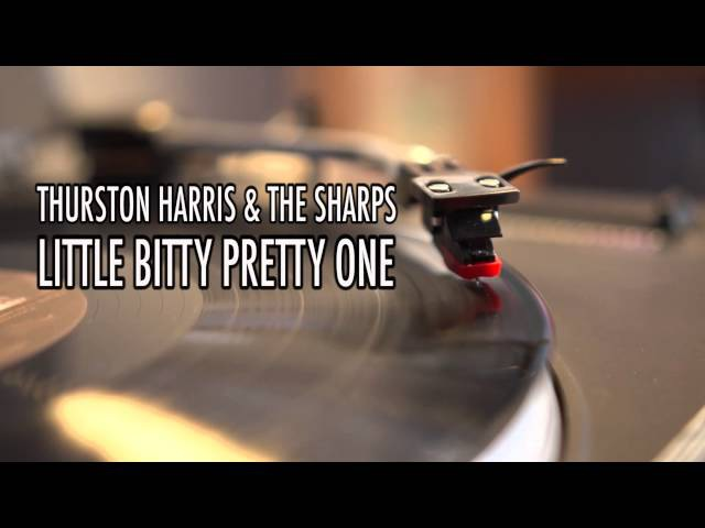 Thurston Harris The Sharps - Little Bitty Pretty One - rock and roll
