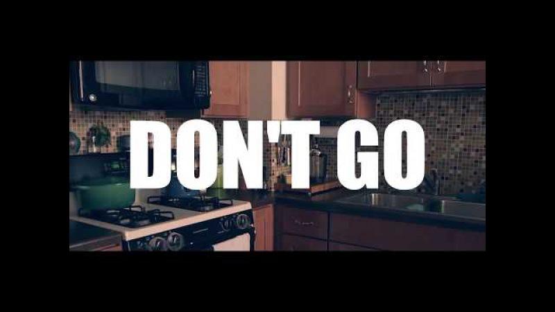 Flying Decibels feat. Olya Gram - Don't Go (Lyric Video)