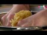 A tavola con Ramsay # 148 Tortino di patate con uova al forno e bacon candito Hash Browns
