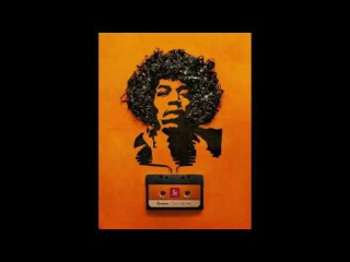 Jimi Hendrix - RossTapes Miscellaneous - Apartament Jam 3