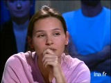 Interview psy Virginie Ledoyen - Archive INA