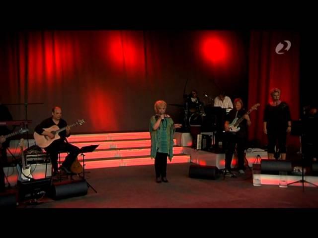 Anne Veski - Jääd või ei (LIVE 2011)