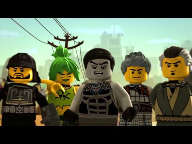 The Resistance Skillet Ninjago Tribute