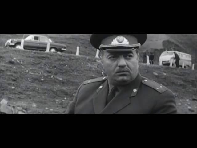 Художественный фильм Я, следователь, СССР, 1971 г.