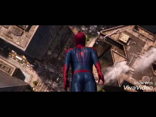 Клип человека-паука под песню (тук тук тук я человек-паук)