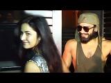 Katrina Kaif &amp Ranveer Singh SPOTTED At Zoya Akhtar's House