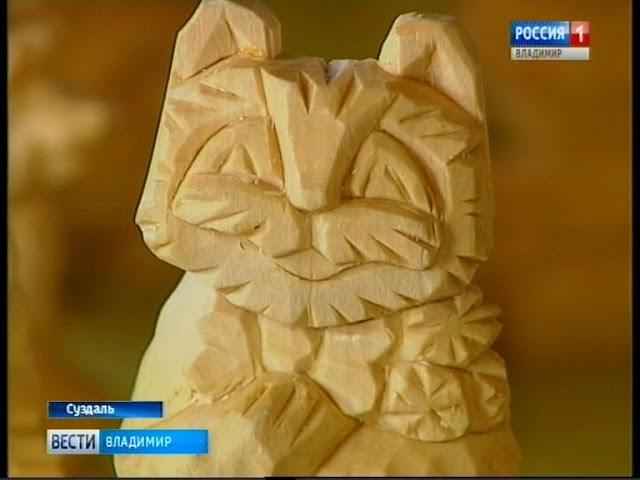 Игорь Фролов резчик по дереву