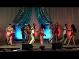 Бачата от JAM STUDIO на фестивале танца