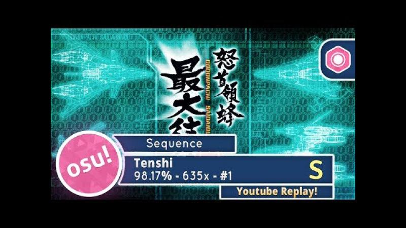 Sequence | Manabu Namiki - Tenshi [Hibachi] 635x 98.17% 1 LOVED