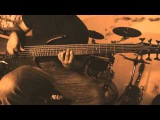 Dark Tranquillity - Lethe - (bass cover)