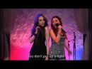 Cat and Jade - Give it Up Music Video with Lyrics