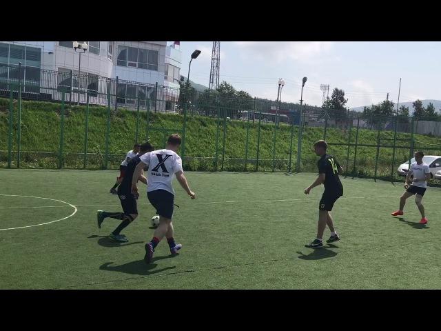 МИНИ-ФУТБОЛ MARK X CLUB 15.07.2017 Марк Х - Субару Часть 1