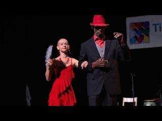 Cuban Danzon - Luis Felipe Veranes Tanita Veranes - Tiempo de Rumba 2016