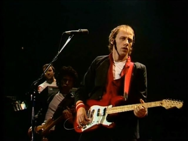 Once upon a time in the West — Dire Straits 1980 Dortmund LIVE pro-shot [GREAT LONG VERSION!]