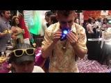 SoL Ocarina of Light meets Hand Pan Master