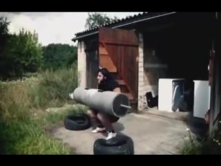 Патрик Бабумян׃ Сила без мяса!