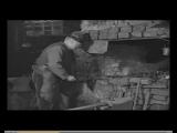 Ковка начала 20-го века. Ковка топора  Швеция, Wira factory, 1923 год
