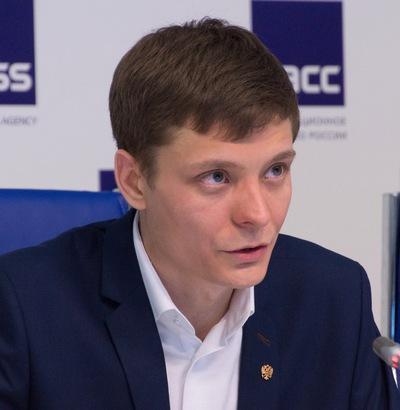 Максим Кырчиков