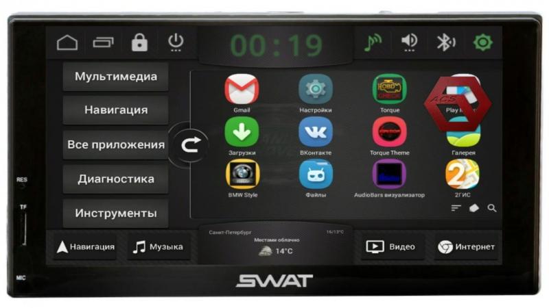 Магнитола Swat 4180 с новой оболочкой для Land Rover, измененный интерфейс для Range Rover, магнитола, carpc, установка планшета